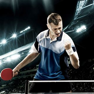 Supporting table tennis on a national scale