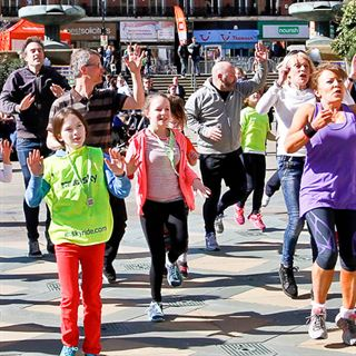 Changing attitudes to physical activity in Sheffield